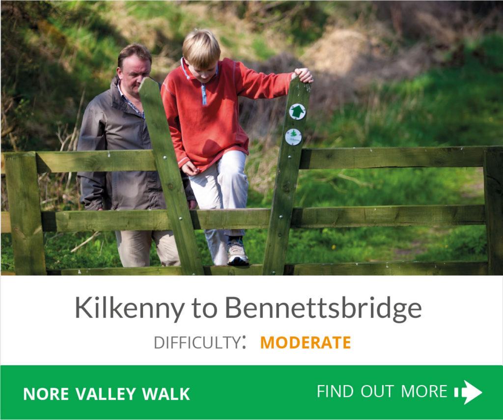 Kilkenny to Bennettsbridge
